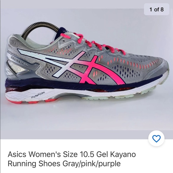 ASICS GEL Glyde Svart Herre Lace Up Athletic